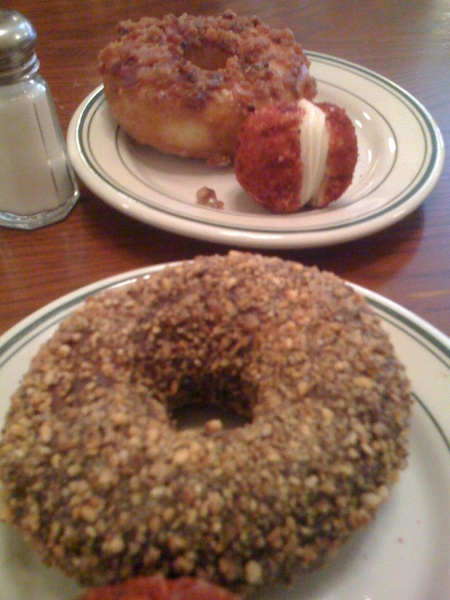 nickel diner donuts