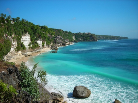 indoensian beach